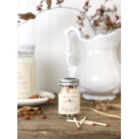 Fall mason match jars