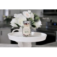 Mini mason match jars