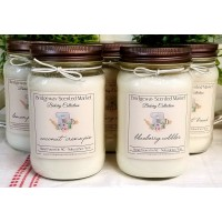 5 Farmhouse Bakery Candle Bundle