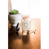 Mini Mason Match Jar